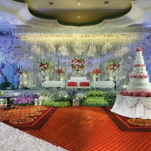 the ritz carlton jakarta mega kuningan gedung pernikahan