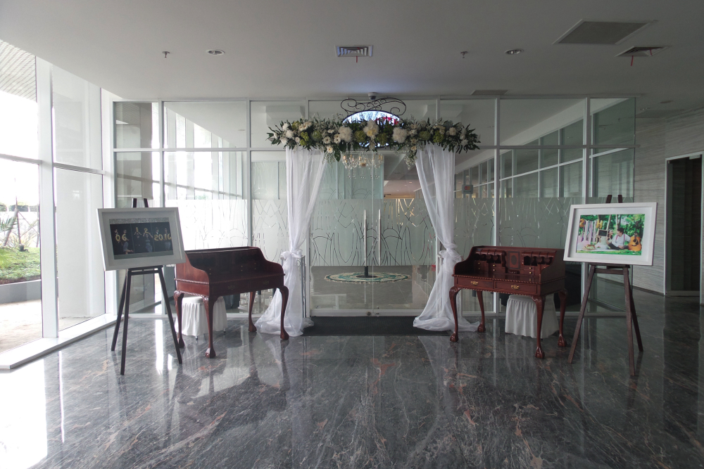 top m roofgarden pendopo kemang group katering pernikahan