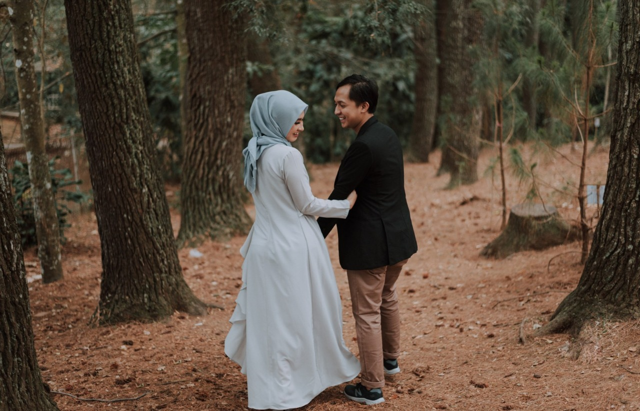 contoh undangan pernikahan online