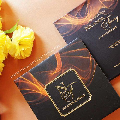vinas invitation undangan pernikahan