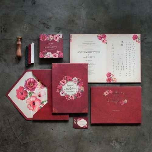 yoe s card undangan pernikahan