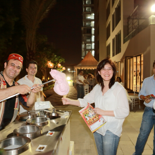 zahra turkish ice cream katering pernikahan